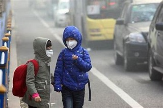 children air pollution