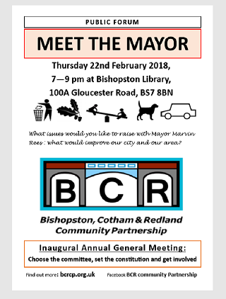 BCR mayor meeting