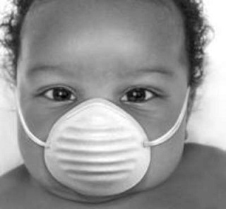 baby air pollution