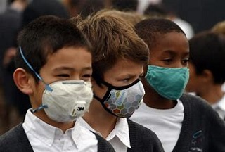 children and air pollution