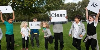 clean air children